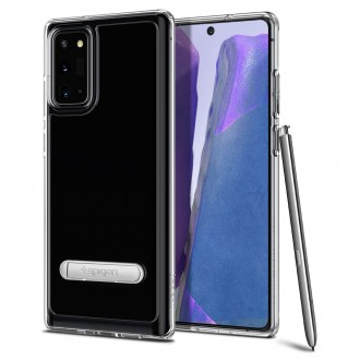 "Skaidrus dėklas Samsung Galaxy Note 20 telefonui ""Spigen Ultra Hybrid S"""