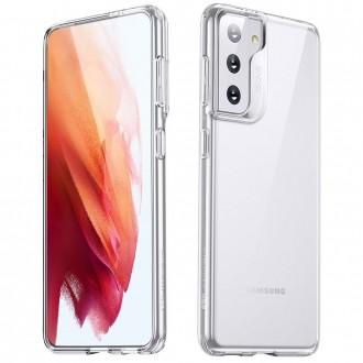 Skaidrus, lengvas ir plonas Samsung dėklas ESR PROJECT ZERO GALAXY S21+ PLUS