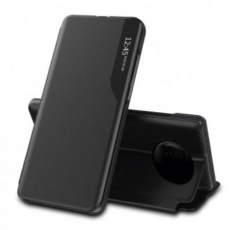 "JUODAS DĖKLAS ""TECH-PROTECT SMART VIEW"" XIAOMI POCO X3 PRO/X3 NFC TELEFONUI"