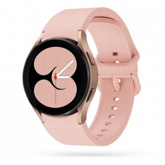 """Smėlio rožinė apyrankė laikrodžiui Samsung Watch 4 (40/42/44/46 MM) """"Tech-Protect Iconband"""""""