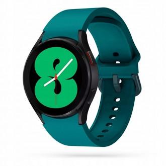 """Elektrinė mėlyna apyrankė laikrodžiui Samsung Watch 4 (40/42/44/46 MM) """"Tech-Protect Iconband"""""""
