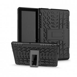 """Juodas dėklas Huawei MediaPad T5 10.1   """"TECH-PROTECT ARMORLOK"""""""