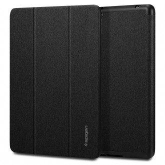 Juodos spalvos dėklas iPad 7/8 10.2 2019/2020  ''SPIGEN URBAN FIT''