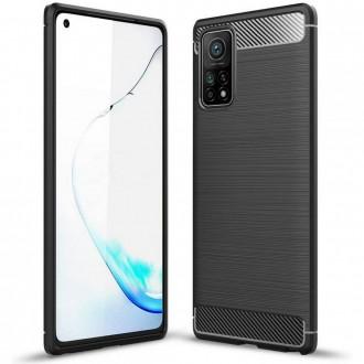 Juodas TECH-PROTECT dėkliukas telefonui XIAOMI MI 10T/MI 10T PRO