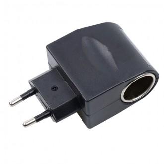 Adapteris tinklo / automobilinis (220V / 12V)