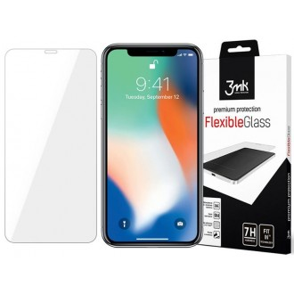 "Apsauginė plėvelė ""3MK Flexible Glass"" Apple iPhone XS Max / 11 Pro Max telefonui"
