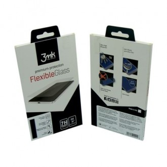 """Apsauginė plėvelė """"3MK Flexible Glass"""" Huawei P40 telefonui"""