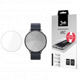 """Apsauginė plėvelė """"3MK Watch ARC"""" Samsung Watch Active 2 (44mm) laikrodžiui 3vnt"""