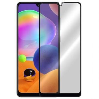 Apsauginis grūdintas stiklas ''5D Full Glue '' Samsung Galaxy A31 telefonui