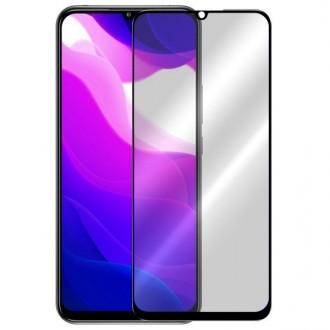 Apsauginis grūdintas stiklas ''5D Full Glue '' Xiaomi Mi 10 Lite telefonui
