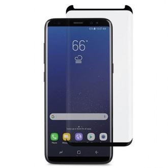 Apsauginis grūdintas stiklas ''9D Full Glue '' Samsung Galaxy G950 S8 telefonui