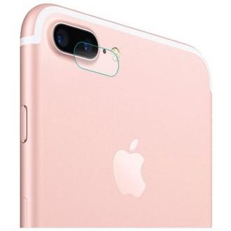 Apsauginis grūdintas stiklas galiniai kamerai Apple Iphone 8 Plus telefonui