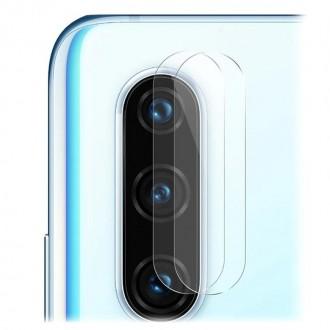 Apsauginis grūdintas stiklas galiniai kamerai Huawei P30 telefonui