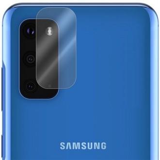 Apsauginis grūdintas stiklas galiniai kamerai Samsung Galaxy G981 S20 telefonui