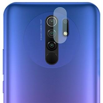 Apsauginis grūdintas stiklas galiniai kamerai Xiaomi Redmi 9 telefonui