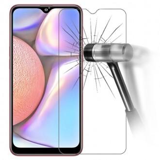 Apsauginis grūdintas stiklas Samsung Galaxy A105 / 107 A10 / A10s telefonui