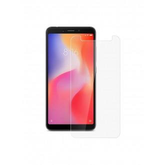 Apsauginis grūdintas stiklas Xiaomi Redmi 6 telefonui