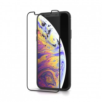 "Apsauginis stikliukas ""BeHello High Impact Glass"" Apple iPhone XS Max / 11 Pro Max telefonui"