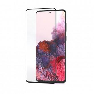 """Apsauginis stikliukas """"BeHello High Impact Glass"""" Samsung Galaxy G981 S20 telefonui"""