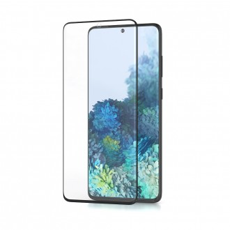 "Apsauginis stikliukas ""BeHello High Impact Glass"" Samsung Galaxy G986 S20 Plus telefonui"