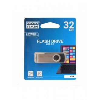 Atmintinė GOODRAM UTS2 32GB USB 2.0