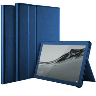 """Tamsiai mėlynas, atverčiamas dėklas """"Folio Cover"""" Huawei MediaPad T5 10.0"""