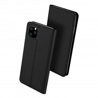 """Atverčiamas Dėklas """"Dux Ducis Skin Pro"""" Huawei P20 Lite 2019, juodas"""