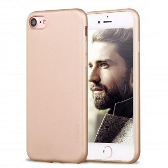 Auksinės spalvos dėklas X-Level Guardian Apple iPhone 7 / 8 telefonui