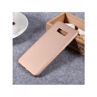 Auksinės spalvos dėklas X-Level Guardian Samsung Galaxy G955 S8 Plus telefonui