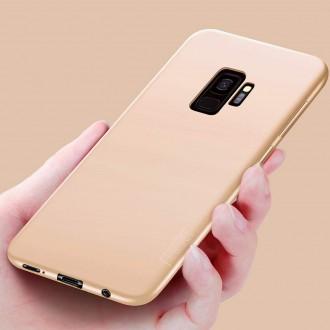 Auksinės spalvos dėklas X-Level Guardian Samsung Galaxy G960 S9 telefonui