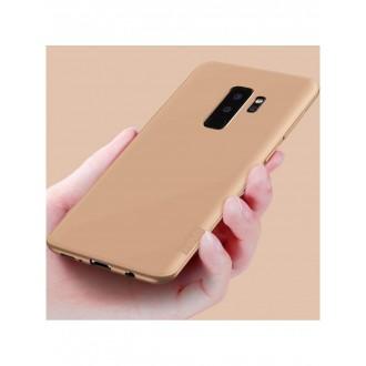 Auksinės spalvos dėklas X-Level Guardian Samsung Galaxy G965 S9 Plus telefonui
