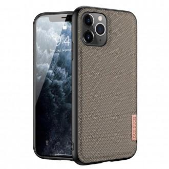 Chaki spalvos Dux Ducis dėklas ''Fino'' telefonui Samsung S21