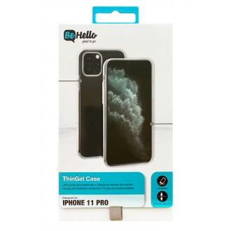 Skaidrus Dėklas BeHello ThinGel iPhone 13 Pro Max