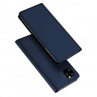 Atverčiamas Dėklas Dux Ducis Skin Pro LG K42 / K52 / K62 tamsiai mėlynas