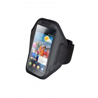 Universalus dėklas ant rankos telefonui (telefonui iki 10 x 5.5 cm)