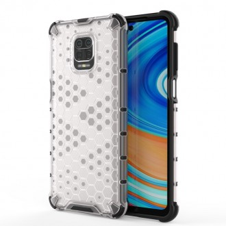 "Dėklas ""Honeycomb"" Xiaomi Redmi Note 9 Pro / Note 9S / Note 9 Pro Max telefonui"
