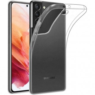 Skaidrus Dėklas High Clear 1,0mm Samsung S21 / S30