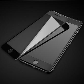 LCD apsauginis stikliukas 9D Full Glue Apple iPhone 7 Plus / 8 Plus juodas