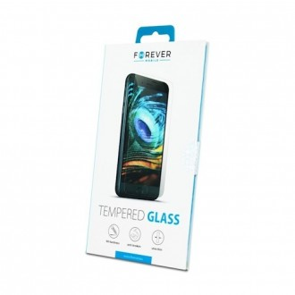 """Apsauginis, grūdintas stiklas """"Forever"""" Samsung Galaxy X Cover 4 telefonui"""