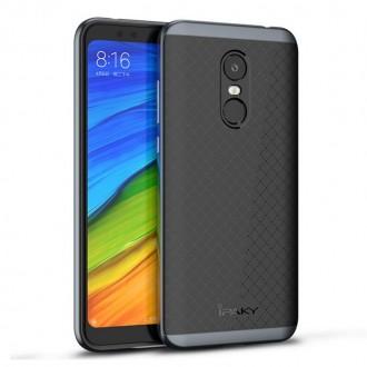 Juodas ''Ipaky'' dėklas telefonui Xiaomi Redmi 5