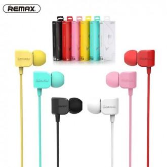 Juoda laisvų rankų įranga Remax RM-502 3,5mm