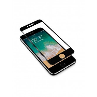 LCD apsauginis stikliukas 10D Full Glue Apple iPhone 7 / 8 / SE 2020 juodas