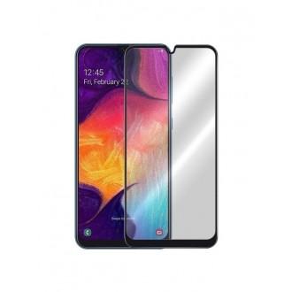 "Apsauginis stikliukas """"5D Full Glue HQ Quality''"" Samsung Samsung A505 A50 / A507 A50s / A307 A30s / A305 A30 telefonui"