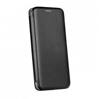 """Juodas atverčiamas dėklas Samsung Galaxy G950 S8 telefonui """"Book Elegance"""""""