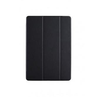 """Juodas atverčiamas dėklas Samsung T285 Tab A 7.0 2016 """"Smart Leather"""""""