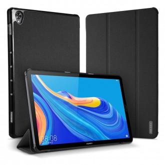 """Juodas dėklas Dux Ducis """"Domo"""" Huawei MediaPad M6 10.0"""