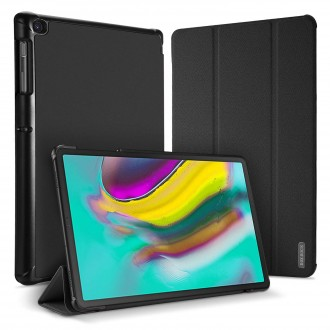 """Juodas dėklas Dux Ducis """"Domo"""" Samsung T720 / T725 Tab S5e"""
