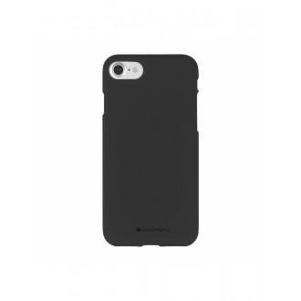"""Juodas silikoninis dėklas Nokia 5 telefonui """"Mercury Soft Feeling"""""""