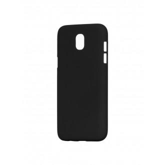 """Juodas silikoninis dėklas Samsung Galaxy J530 J5 2017  telefonui """"Mercury Soft Feeling"""""""