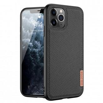 Juodos spalvos Dux Ducis dėklas ''Fino'' telefonui Xiaomi Poco M3 Pro / Redmi Note10 5G